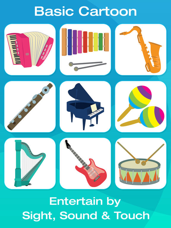 Noise clipart musical instrument Musical Screenshot the Babies for