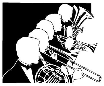 Brass clipart band conductor BANDS Ensembles Concert Bands RCHS