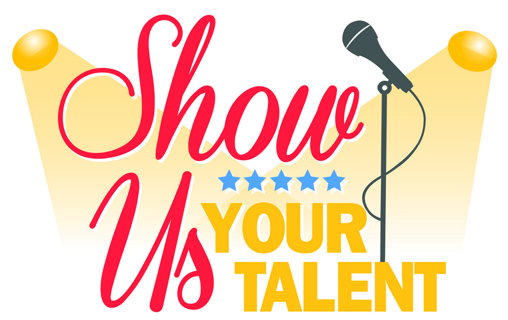 Microphone clipart talent show #3
