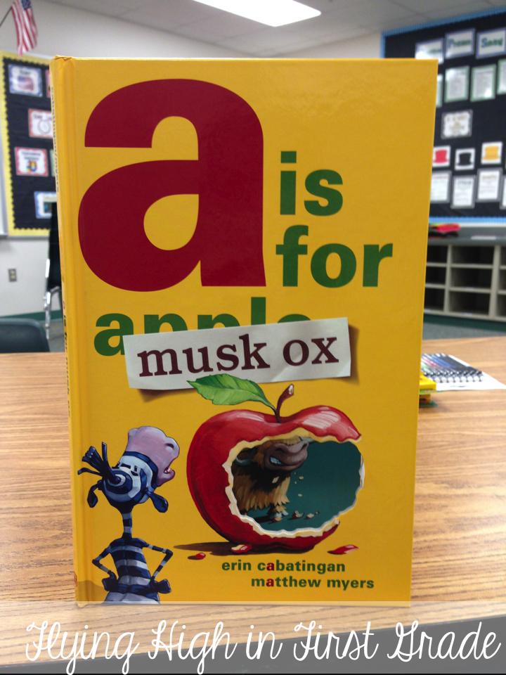 Muskox clipart alphabet #6