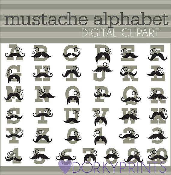 Muskox clipart alphabet #4