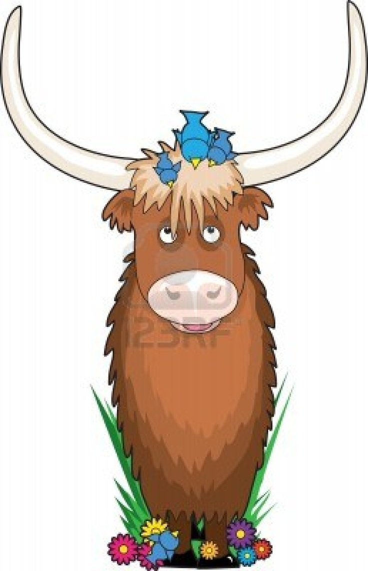 Yak clipart crayon Like with he Letter bluebirds