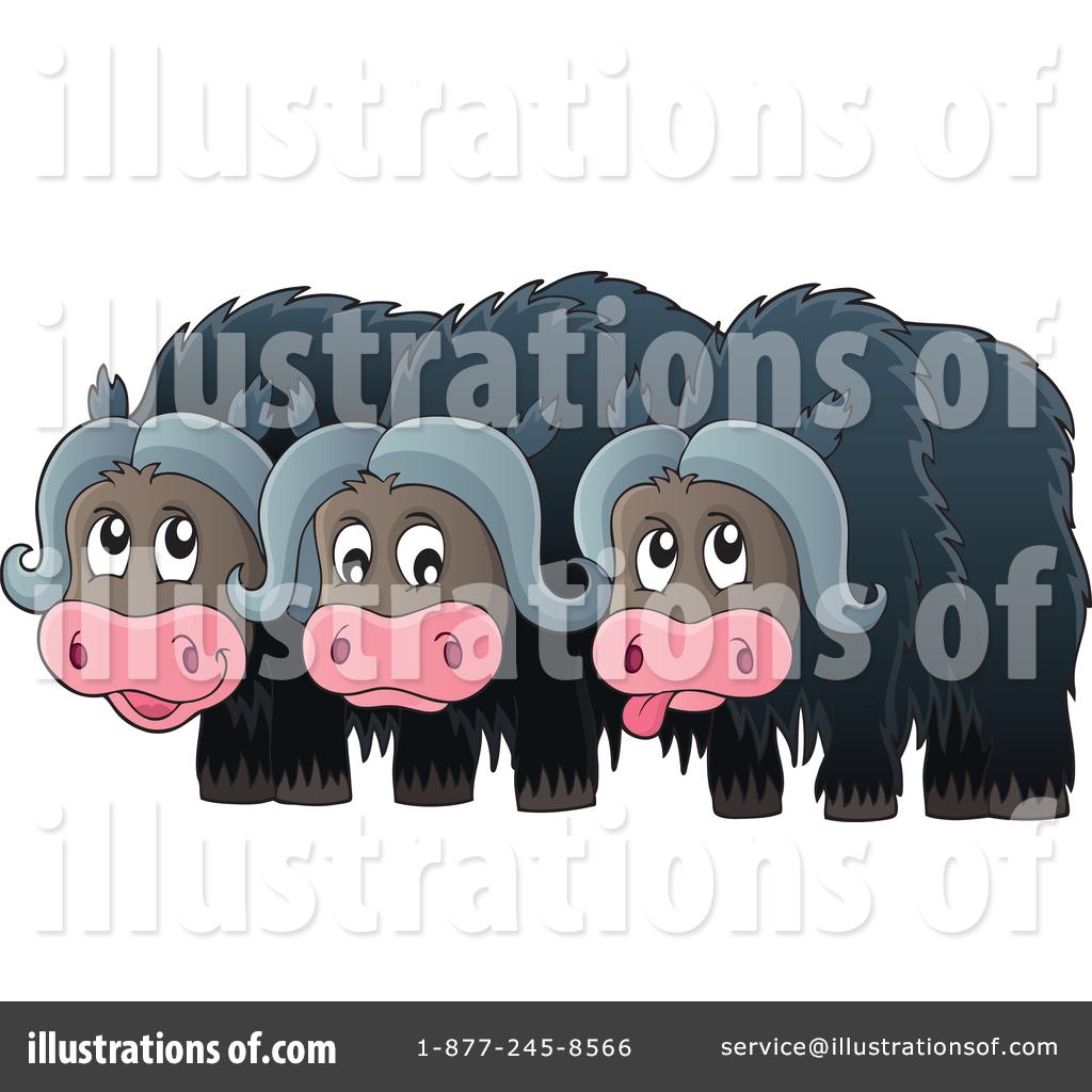 Ox by Clipart visekart Illustration