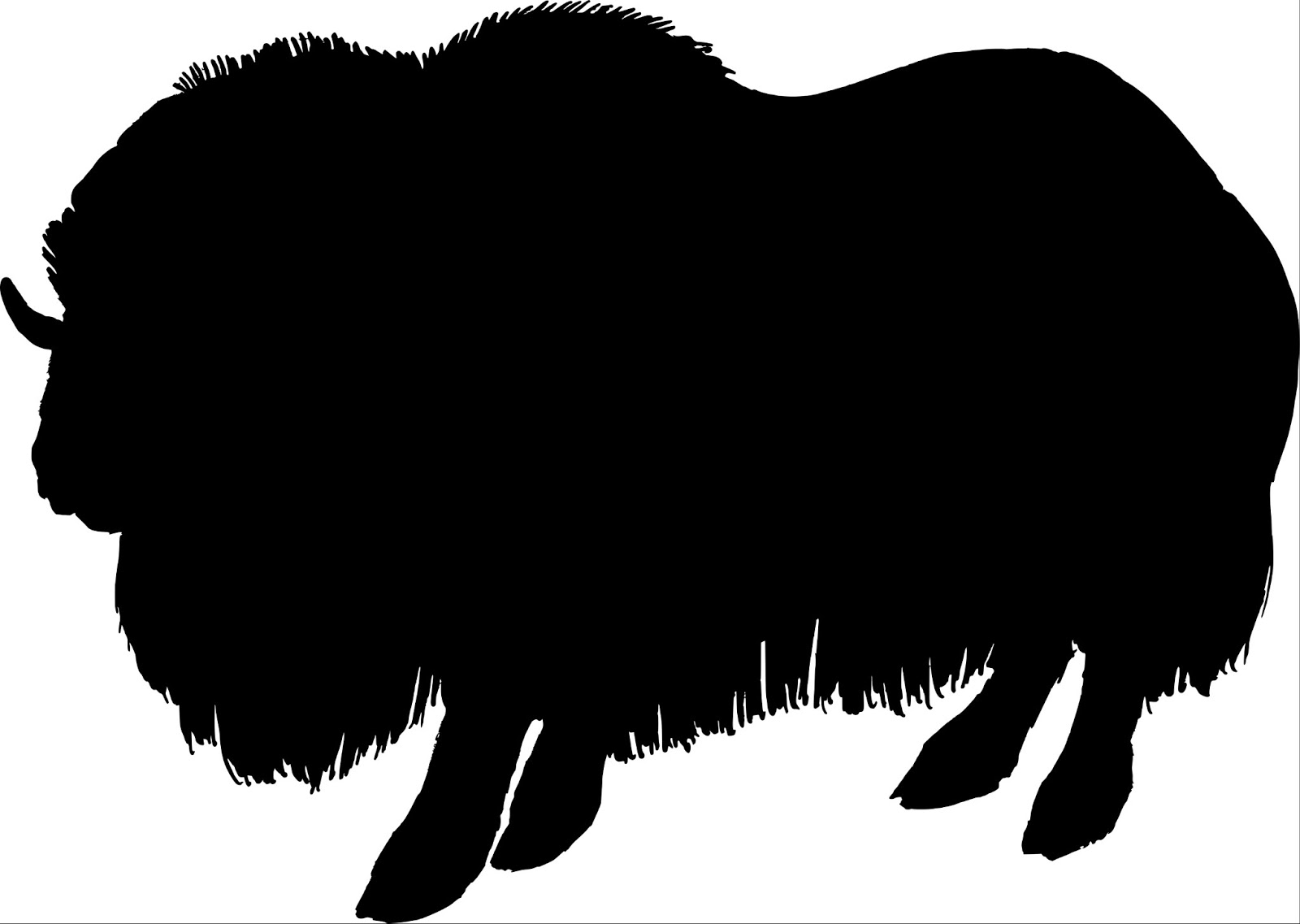 Muskox clipart thin July 2013 2013 Wednesday Telecanter's