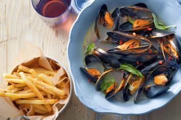 Mussel clipart capable Mussels tomato in recipes 75