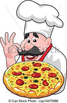 Mussel clipart firefighter Vector Clip and iStock Pizza