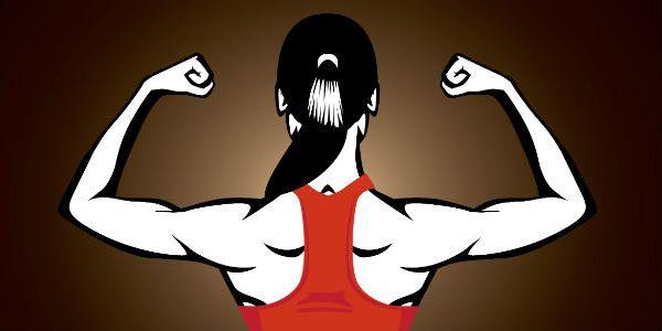 Mussel clipart muscular strength #3