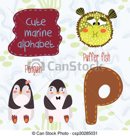 Mussel clipart penguin Very in in P puffer