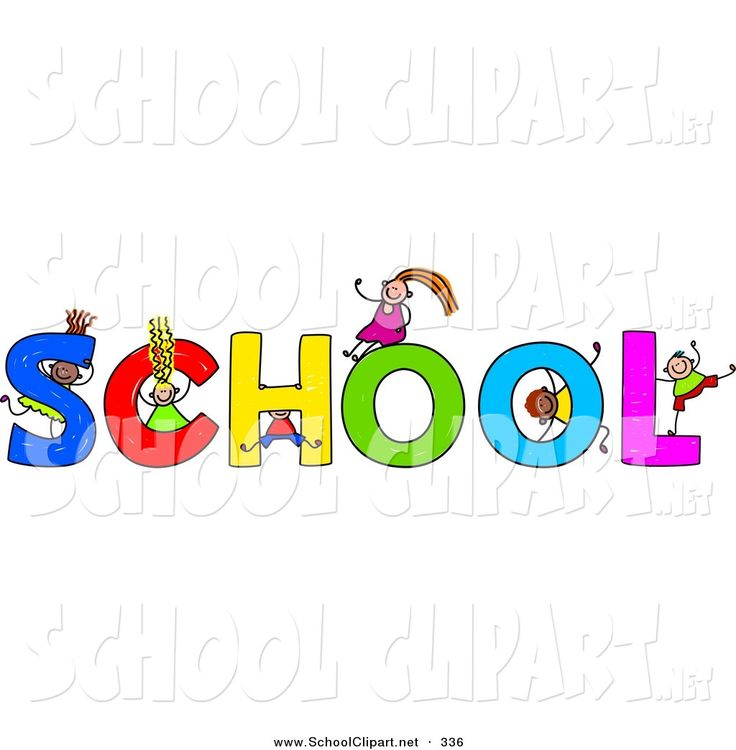 Playground clipart word Class 28 Shirts School T