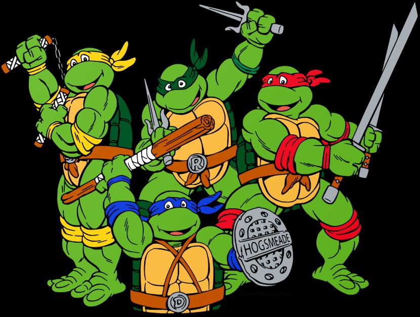 Ninja Turtles clipart cartoon Turtle #8828 Teenage Clip Ninja