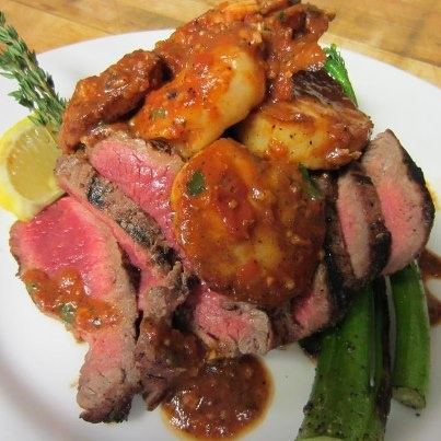 Mutton clipart surf and turf An 8 Strip Surf; York