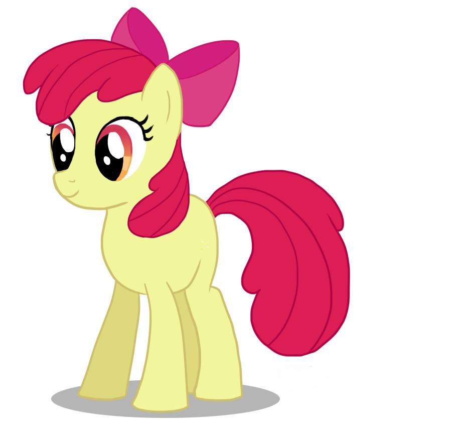 My Little Pony clipart apple bloom Fan Little Apple up Bloom