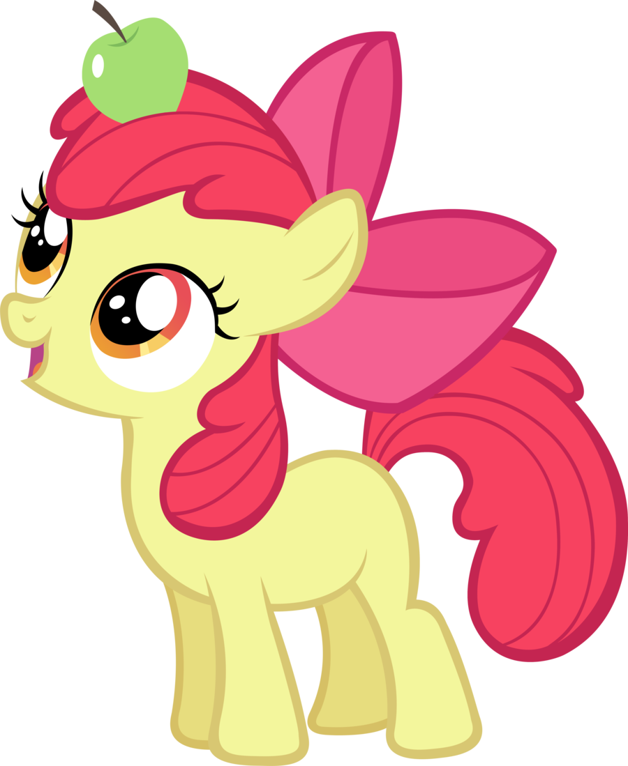 My Little Pony clipart apple bloom Powered Wiki Apple Pony Bloom