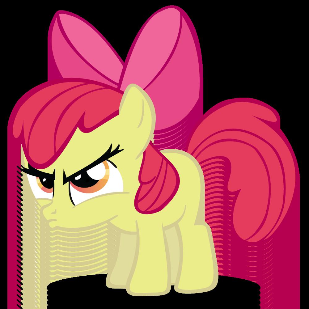 My Little Pony clipart apple bloom On Applebloom Mad Mad Applebloom