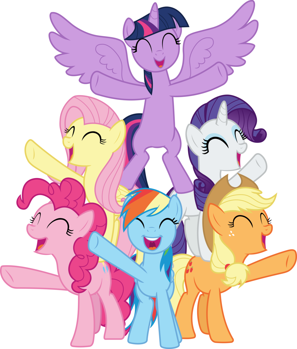 My Little Pony clipart best friend Time End Best favourites My