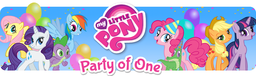 My Little Pony clipart border My Little The Pony: Game
