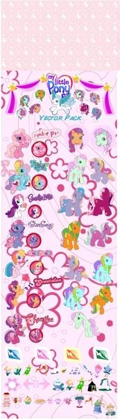 My Little Pony clipart cartoon Little Free my art clip