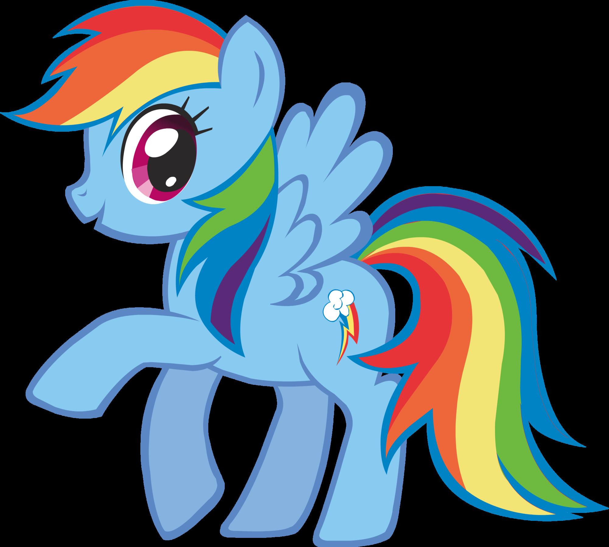 My Little Pony clipart cartoon Dash Wikia Rainbow Mad powered