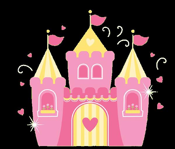 Princess clipart princess castle Fairytale  Clipart Free Castle