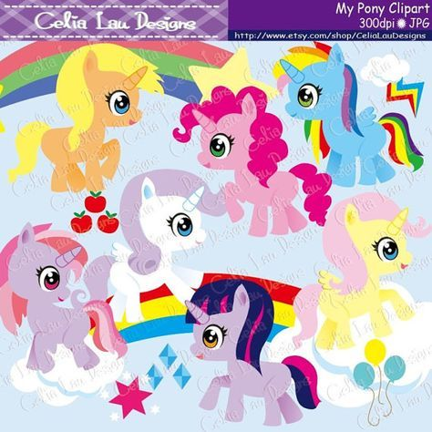 My Little Pony clipart cute pony About best images by /