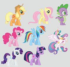 My Little Pony clipart digital Pin on more Friendship Unicornios