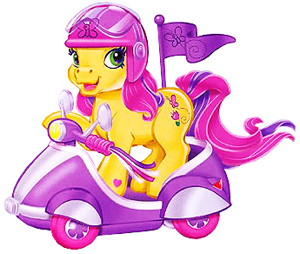 My Little Pony clipart flutter The Reef Flitter Characters Flutter