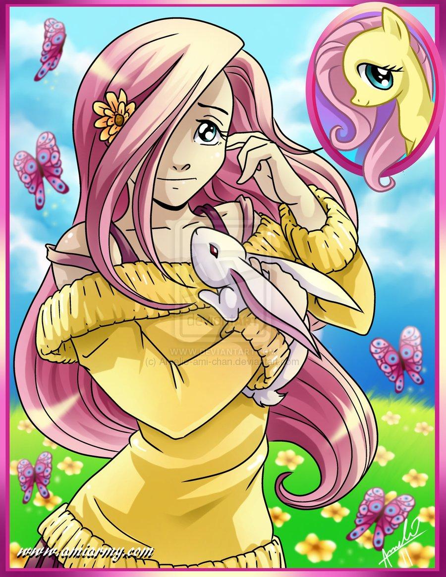 My Little Pony clipart flutter Amelie little little shy pony
