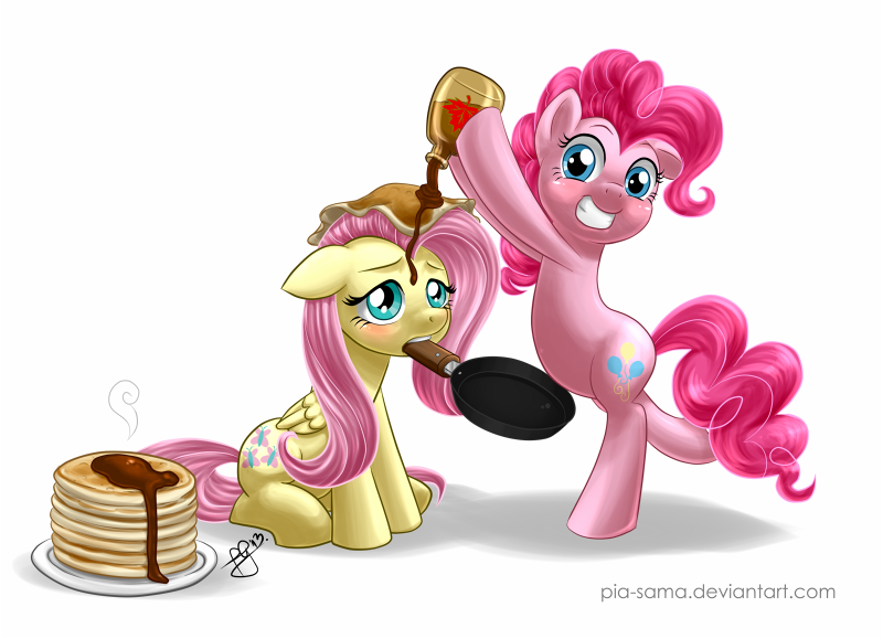 My Little Pony clipart flutter Pie Flutter with Pancakes Maple