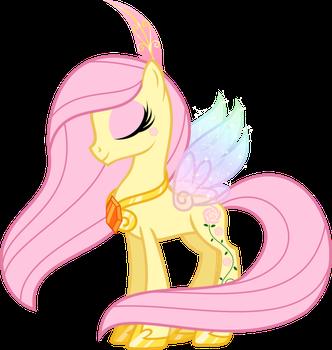My Little Pony clipart flutter 110 Flutter VanillaChama by My