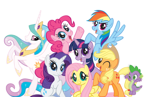 My Little Pony clipart group Png Wiki is Little Image
