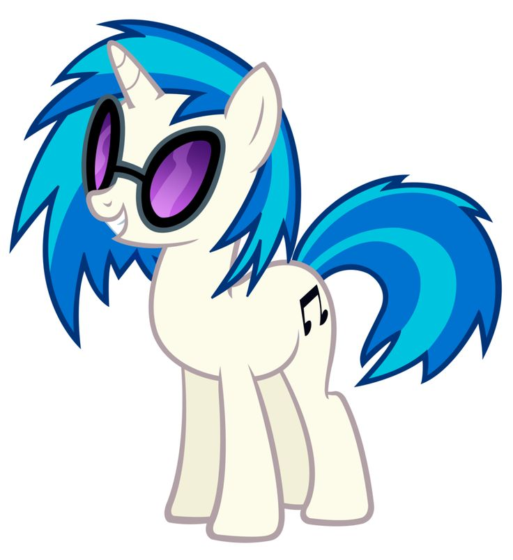 My Little Pony clipart hipster Best pony My about Pon3~