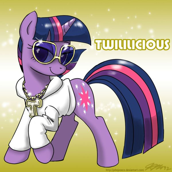 My Little Pony clipart horse The label a on chain