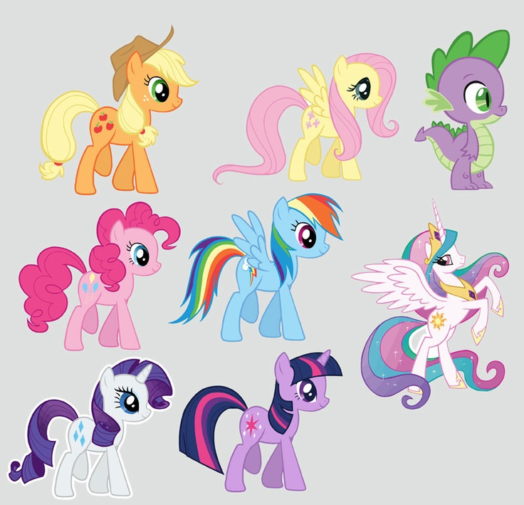My Little Pony clipart littl My files files print to
