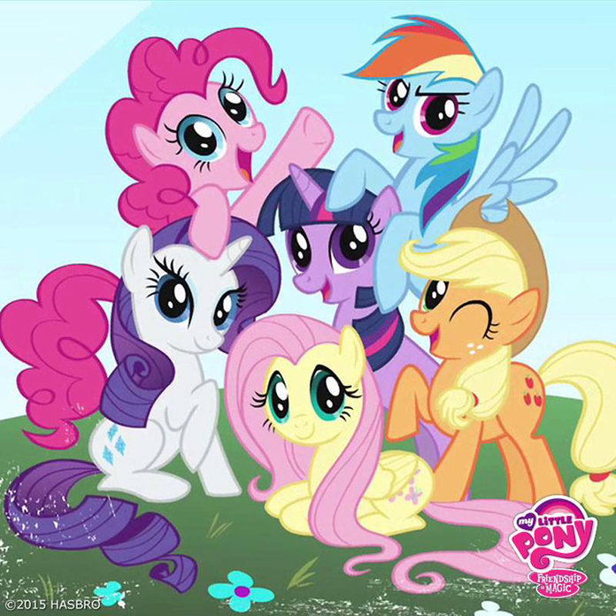 My Little Pony clipart littl <em>My Glaze InStyle Collection China