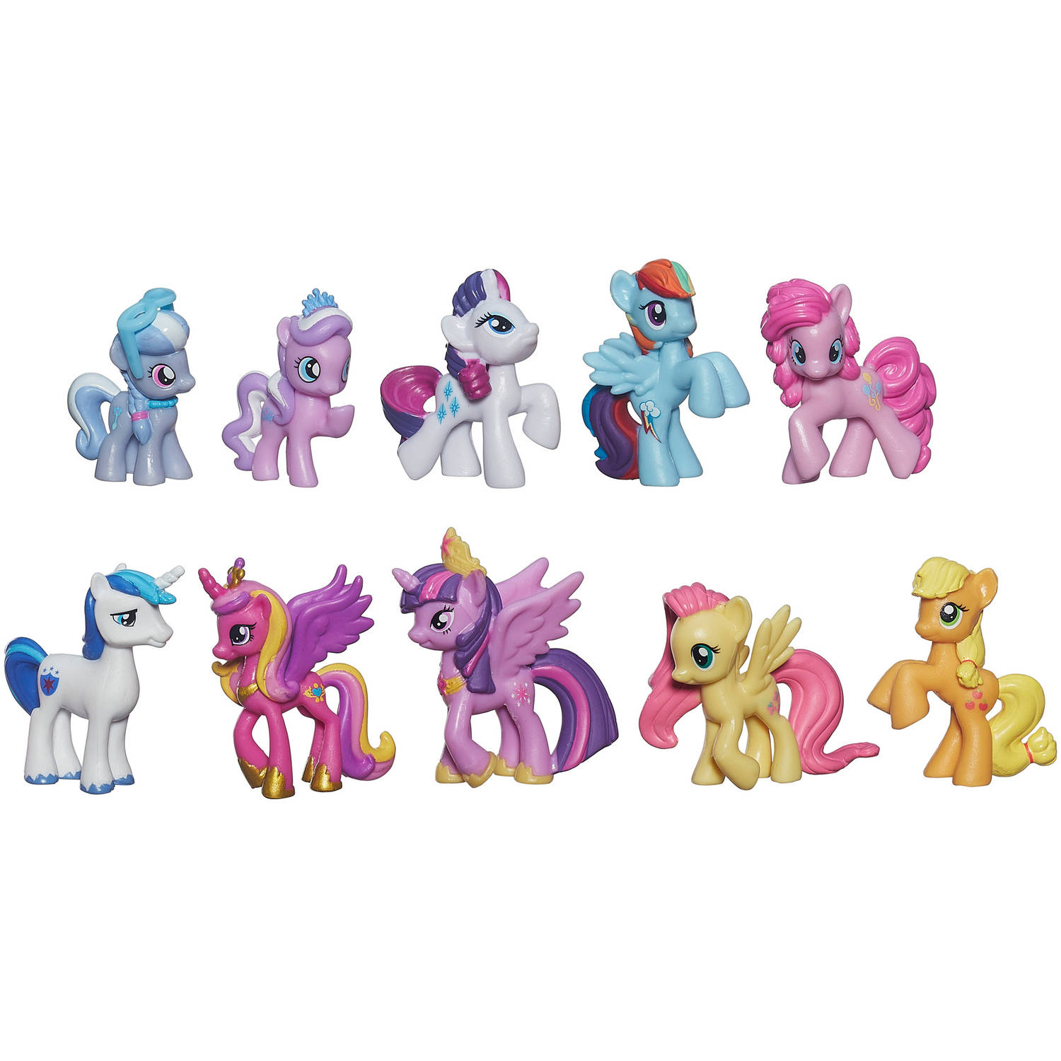 Figurine clipart data collection Princess Twilight com and Little