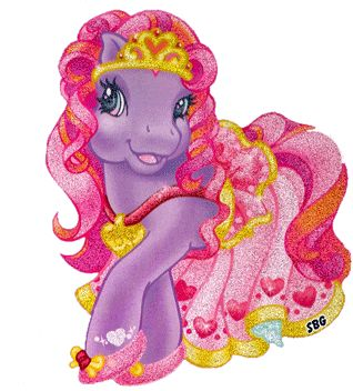 My Little Pony clipart original About 70 glitter Pony my