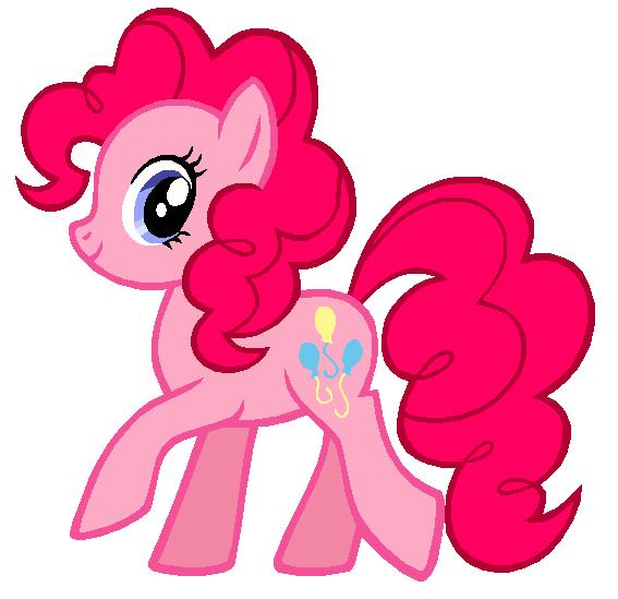 Pies clipart pink Pinkie My pony clipart pony