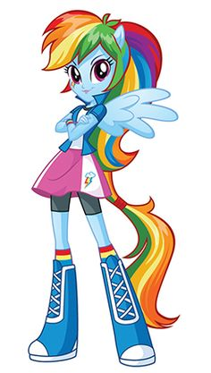 My Little Pony clipart rainbow rock Is Equestria costumes Little Dash