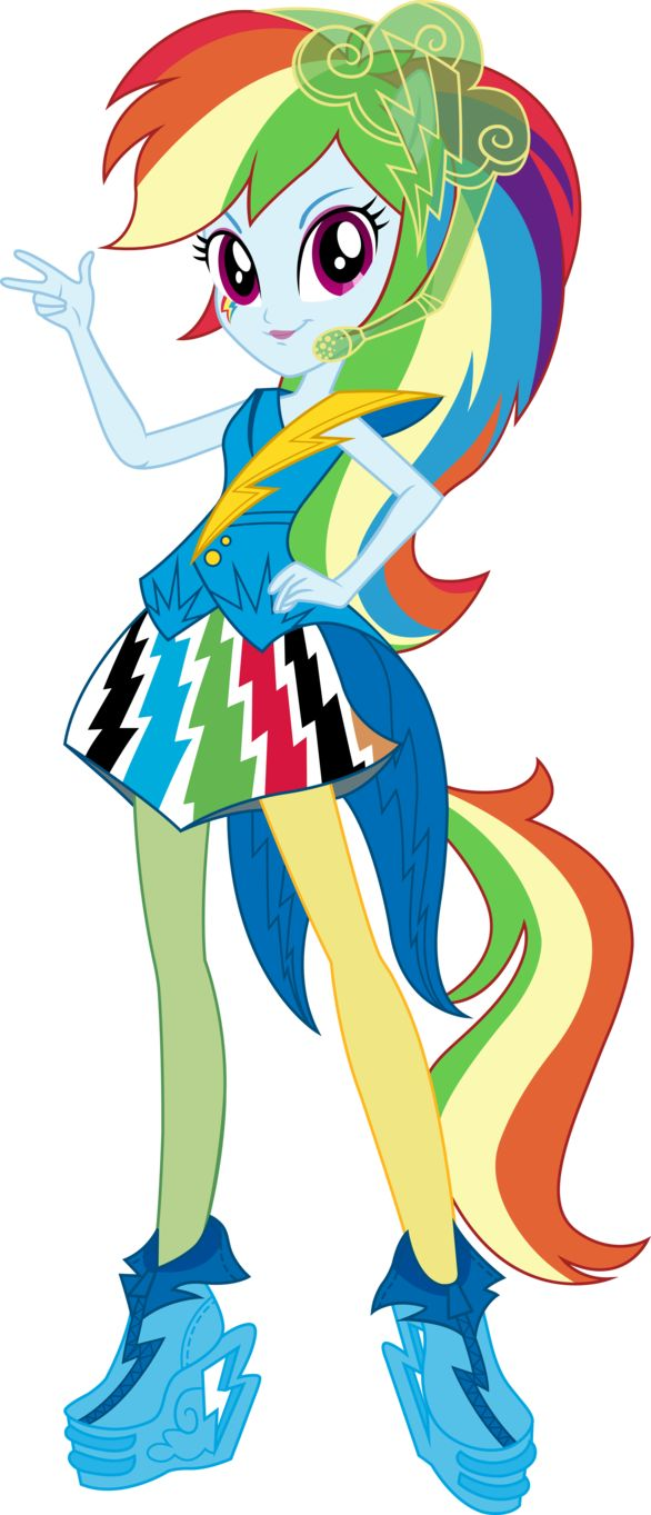 My Little Pony clipart rainbow rock Pony 82 My Find about