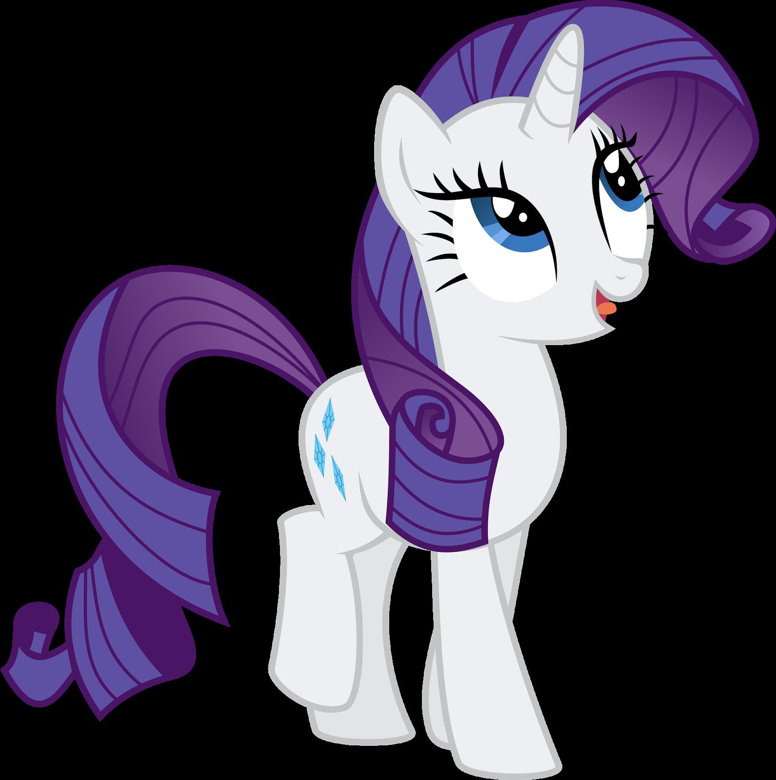 My Little Pony clipart rarity Pony Wallpaper My My ·