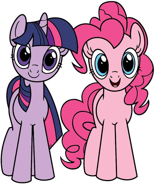 My Little Pony clipart rarity  Clip Art Pinkie My