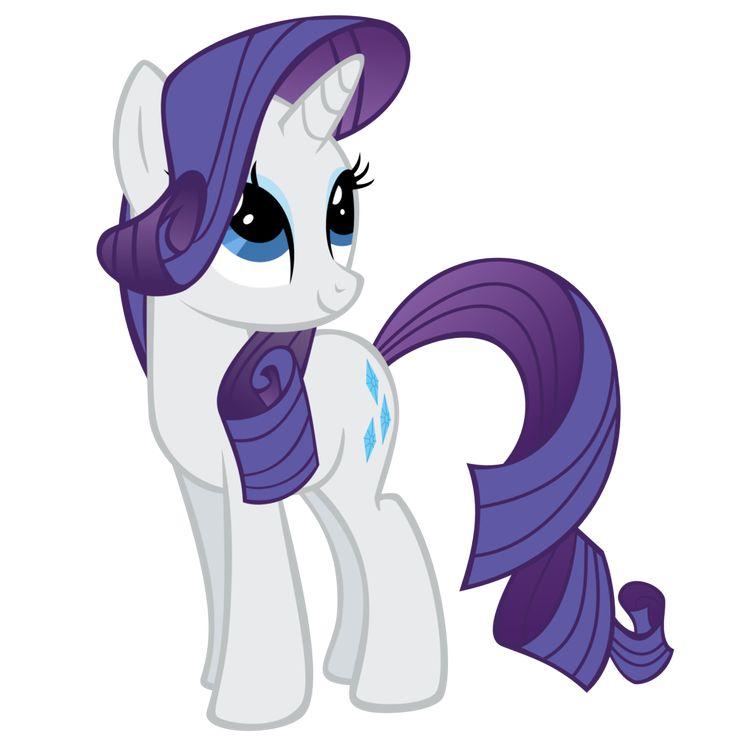 My Little Pony clipart rarity My cool ideas pony Pinterest