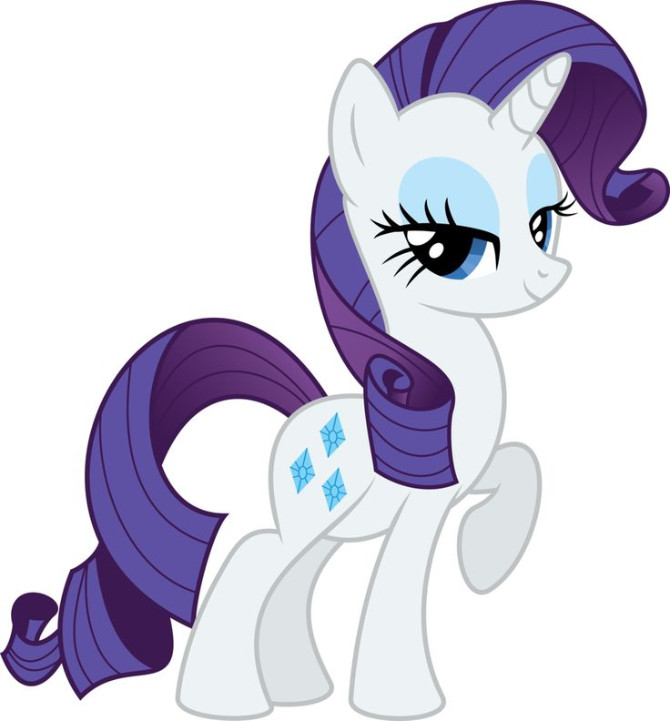 My Little Pony clipart rarity Rarity best about 34 on