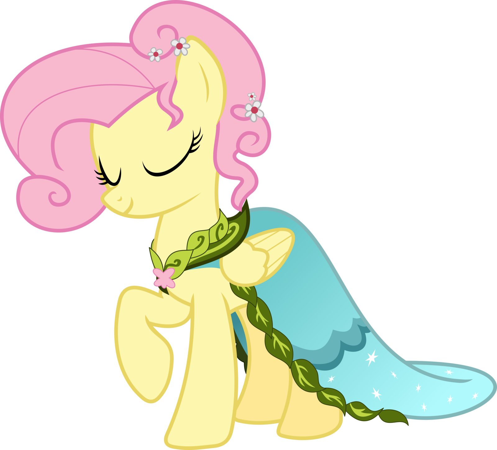 My Little Pony clipart shy By Fluttershy dress Fluttershy the