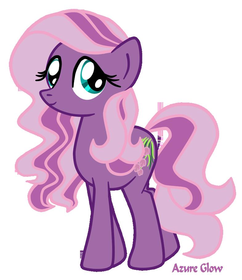 My Little Pony clipart shy MlpAzureGlow Wysteria by Wysteria by