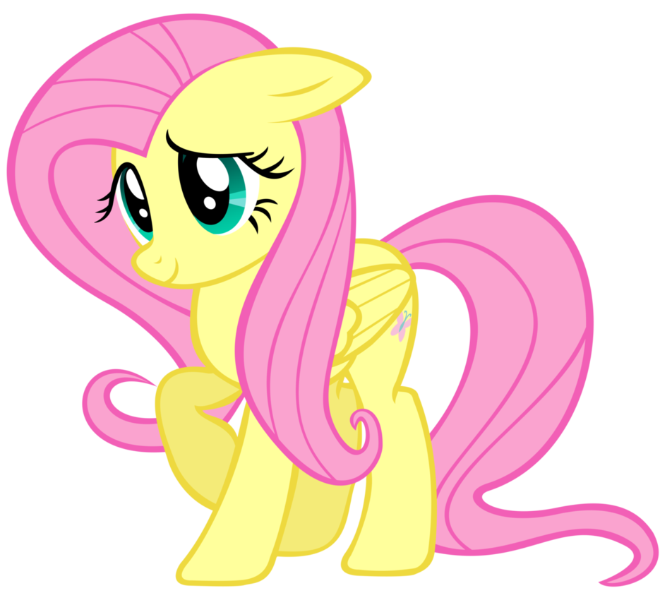 My Little Pony clipart shy By  particularly shy) Pony