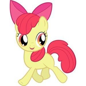 My Little Pony clipart slike Polyvore little Apple Little vectors