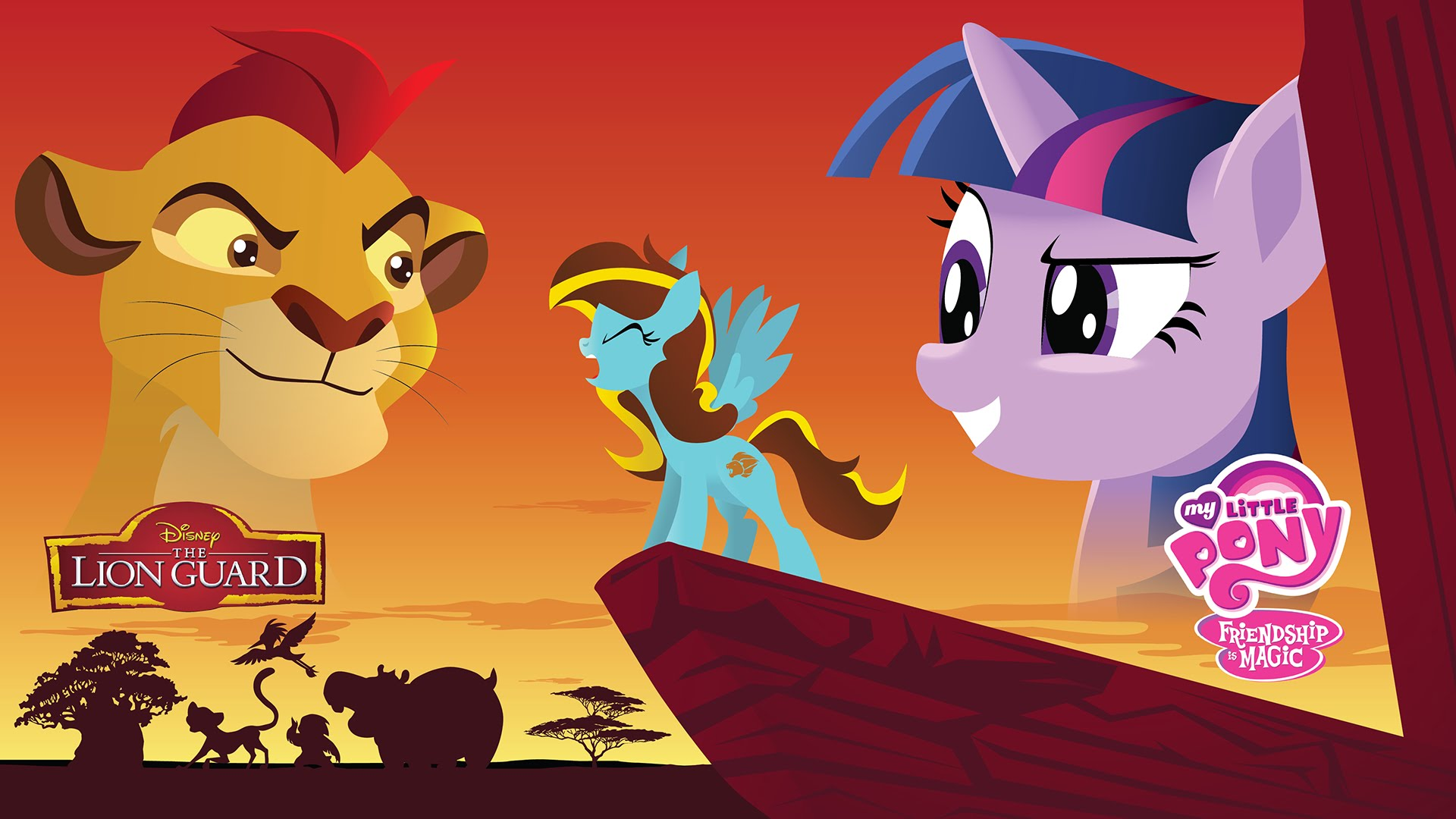My Little Pony clipart title : My Analyzing  The