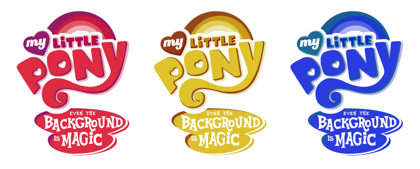 My Little Pony clipart title Pony: Is the by Little