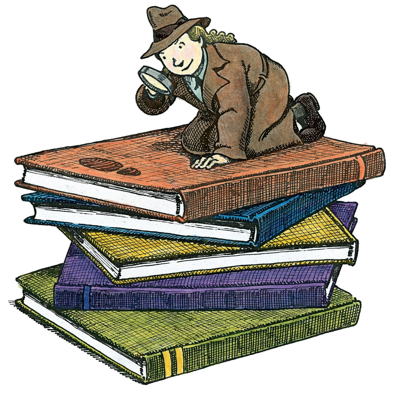 Bobook clipart literature Mystery Mystery  Images >